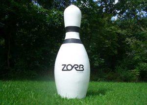 ZorPin der Riesenkegel designt von Zorb® Europe, Nürnberg