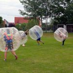 Bubble Soccer mit BodyZorb®