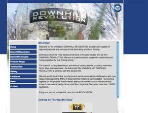 Downhill Revolution by ZORB® Europe, Nürnberg