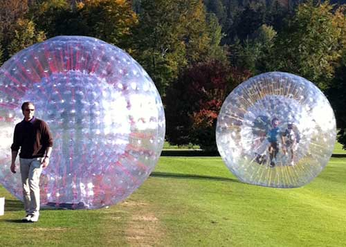 Event-Marketing mit Zorb®