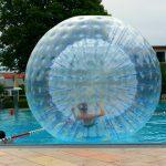 Aqua-Zorbing mit ZORB® Europe