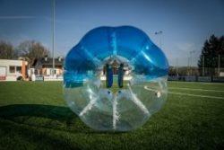 Einzelne Bubblesoccer-Bälle zum Sonderangebot