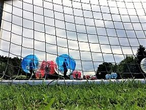 Bubble Soccer als Mannschaftserlebnis für Alle